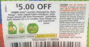 printable gain coupons walmart gain dryer sheets for only 0 30 reg 1 97 ftm