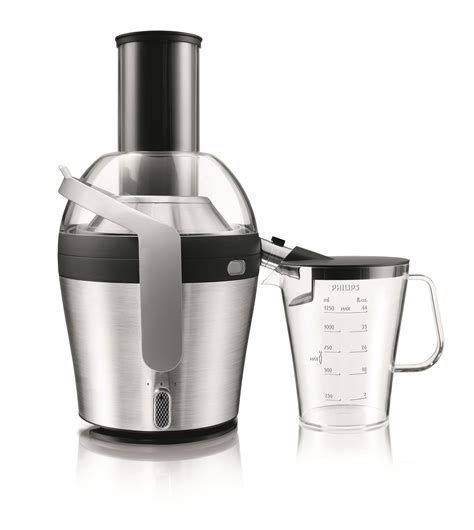 Juicer Philips Hr1871 philips avance collection juicer in brushed stainless