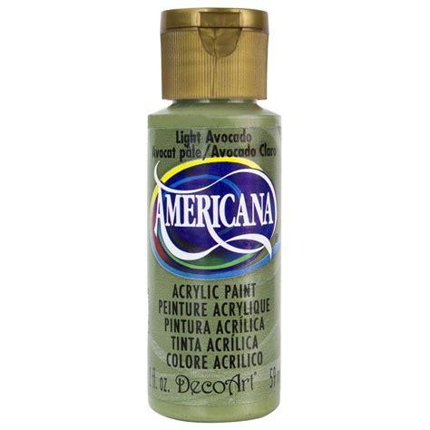 glow in the paint home depot outdoor decoart americana 2 oz light avocado acrylic paint da106
