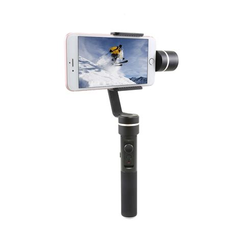 Item Feiyu Spg Handled Stabilizer For Smartphones Actioncam feiyu spg live 3 axis brushless handheld gimbal stabilizer for iphone 7 7 plus 6 6s plus