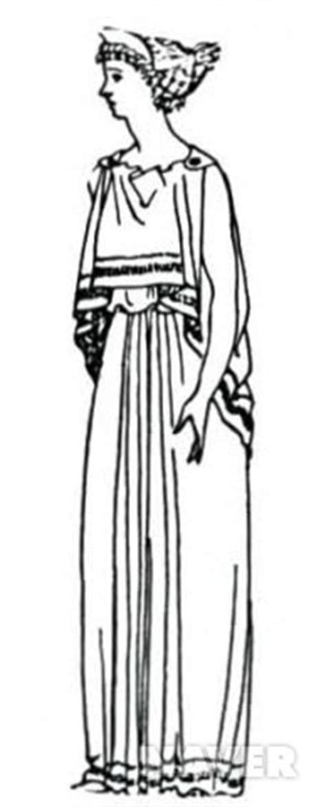 anth dress ancient greece