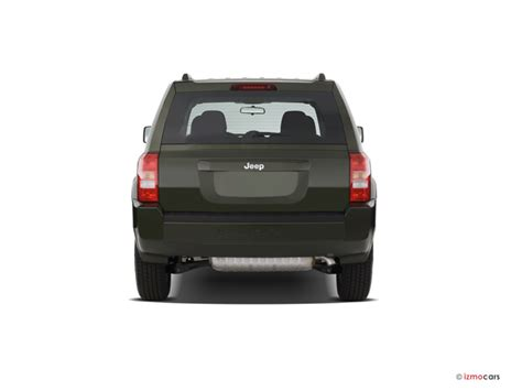 2007 Jeep Patriot Reviews 2007 Jeep Patriot Prices Reviews And Pictures U S News