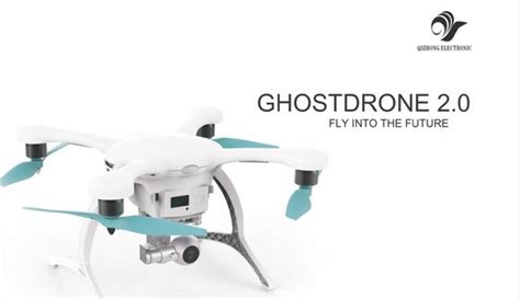 Ehang Ghostdrone 2 0 Drone 4k Set Vr For Android ehang ghostdrone 2 0 vr the drone fully controlled by your phone with lower motors 4k