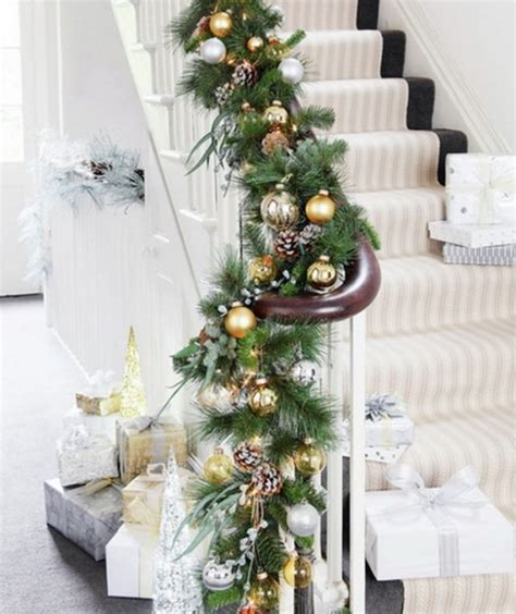 ideas for banisters christmas banister decorating ideas memes