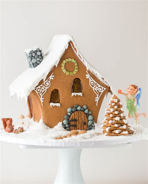 The Gingerbread House The Gingerbread A Very Fairy Gingerbread House Ginger 2014 Will Cook