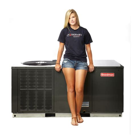 Floor Standing Air Conditioner by Heating Amp Air Conditioning Buy Goodman Heat Pump