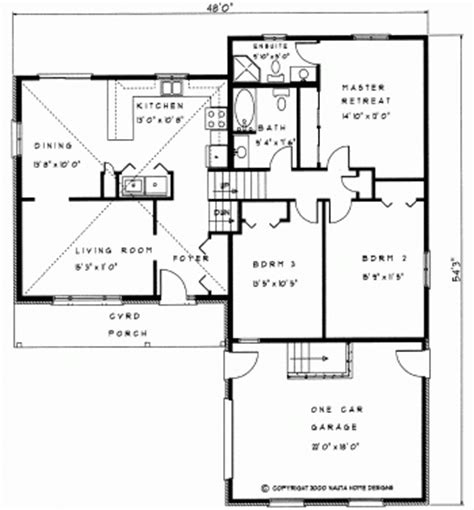 backsplit floor plans backsplit house plans nauta home designs ontario canada