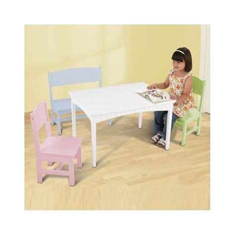kidkraft nantucket storage bench pastel 14565 kidkraft pastel products on sale