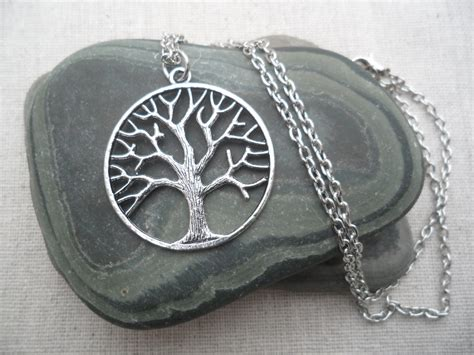 how to make tree of jewelry silver tree necklace tree of silver necklace tree jewelry