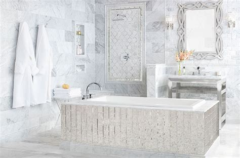 Bathroom Mosaic Design Ideas by Bathroom Tile Designs Trends Ideas The Tile Shop