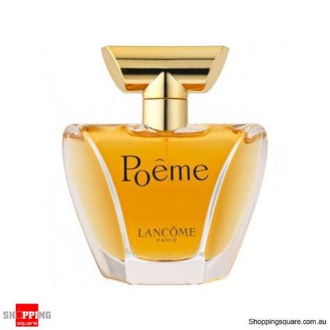 Lancome Parfum Original Poeme poeme by lancome 100ml edp spray perfume shopping shopping square au