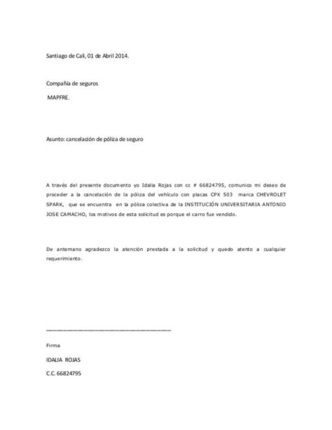 carta mapfre idalia1