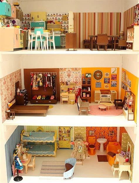 coolest doll houses cool doll house doll houses furniture pinterest