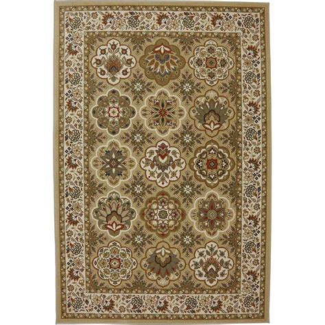 american rugs american rug craftsmen copperhill pale wheat 8 ft x 11 ft area rug 432645 the home depot