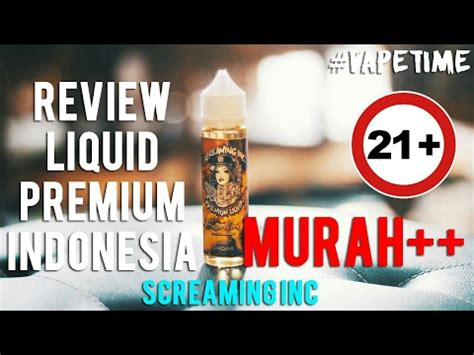Liquid Murah A J And Butterscotch review liquid lokal murah indonesia butter corn by screaming inc vapetime indonesia