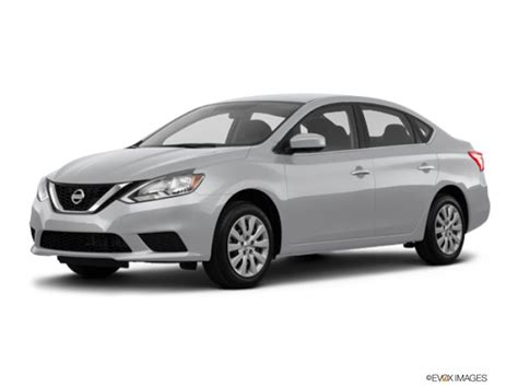 what is the difference between sentra s and sentra sv