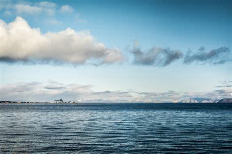 wallpaper sea horizon sky  goodfon