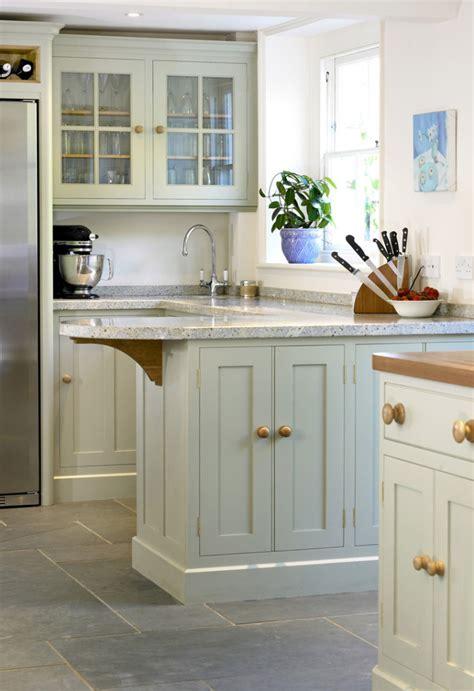 Artisan Kitchens by Kitchen With Teak And Granite Worktop