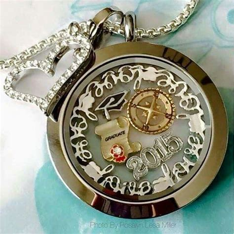 Origami Owl Graduation Locket - 70 best graduation gifts school spirit jewelry images on