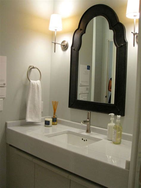 idea for bathroom simple bathroom vanity lighting ideas for single sink