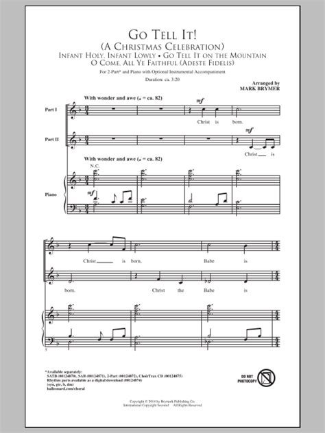 skye boat song alto part go tell it on the mountain sheet music direct