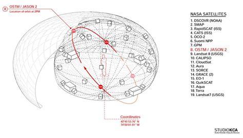 designboom nasa studiokca builds aluminum sea shell for listening to nasa