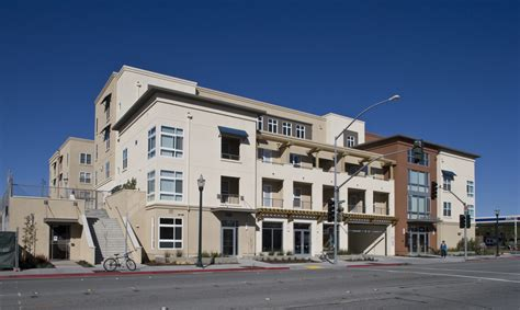 Bellevue Apartments San Mateo Multi Family Emerald City Engineers