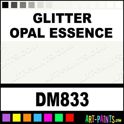 glitter opal essence shimmers glitter paints sparkle paints iridescent paints shimmers
