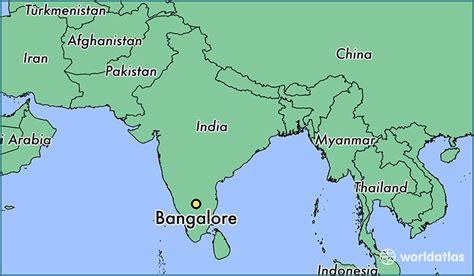 peshawar on world map where is bangalore india bangalore karnataka map