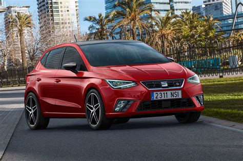 Auto Ibiza by 2017 Seat Ibiza Supermini Priced From 163 13 130 Autocar