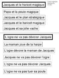 fiches pédagogiques gratuites | Jacques et le haricot magique