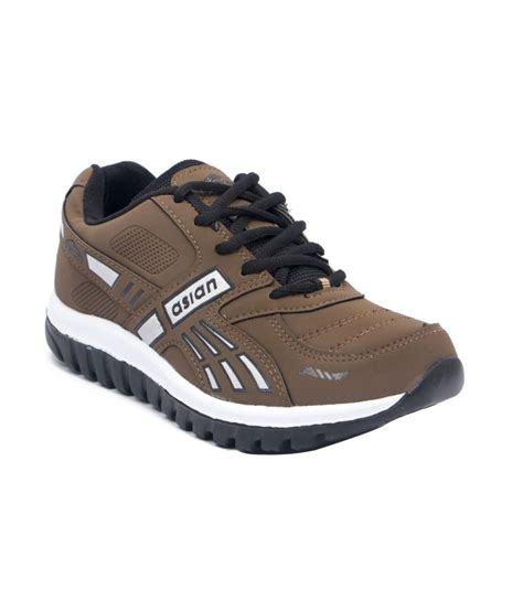 asian brown sport shoes price in india buy asian brown