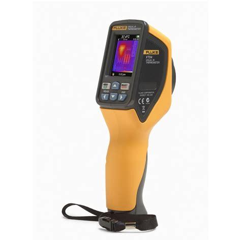 Visual Infrared Thermometer Fluke Vt 02 fluke vt04 advanced visual ir thermometer mitchell instrument company