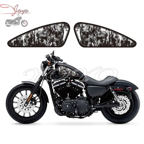 custom motorcycle stickers design motorcycle stickers motorcycle custom skull flame design fuel tank decals