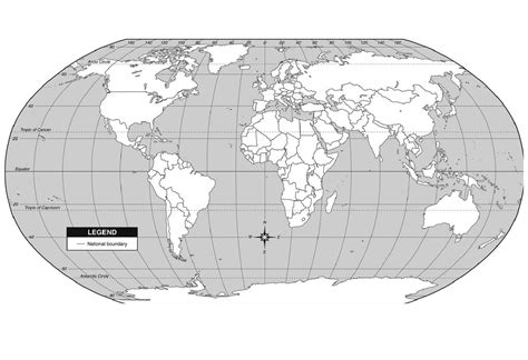 maps blank map of the continents