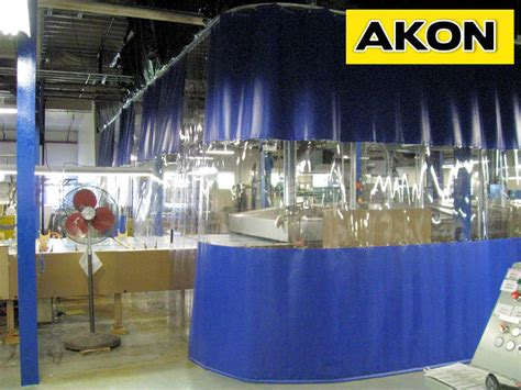 industrial plastic curtains industrial curtains photo gallery akon curtain and