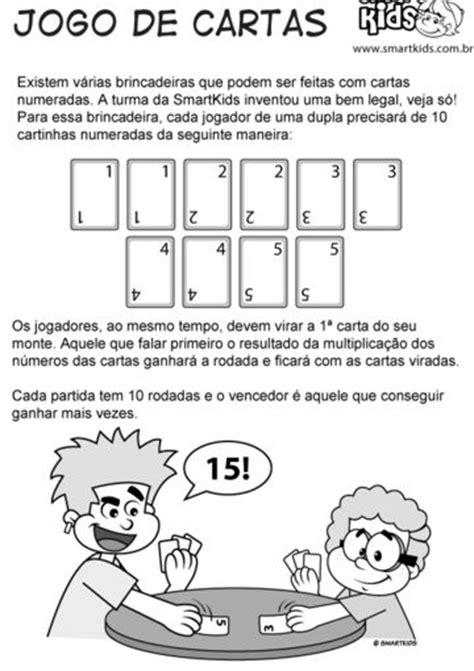Tabuada da Multiplicação Jogo de Cartas | Tabuada, Jogos