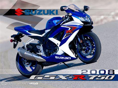 2008 Suzuki Gsxr 750 2008 Suzuki Gsx R 750 Pics Specs And Information