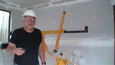 Sanding Ceiling by Ceiling Sanding Made Easy