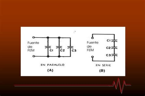 capacitancia y capacitor es lo mismo capacitores en serie y en paralelo