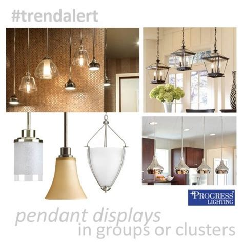 Highlight an area by clustering multiple mini pendants