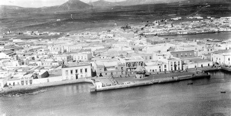fotos antiguas lanzarote arrecife 1929