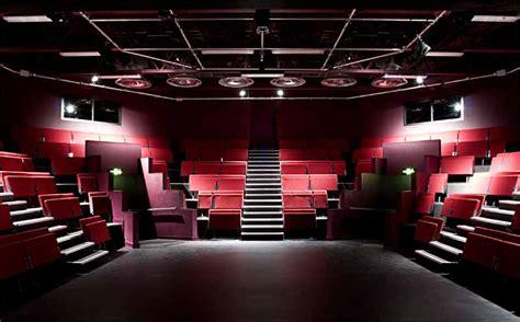 Home Interior Design Colleges Kingsmead Theatre Enfield Venue London E Architect