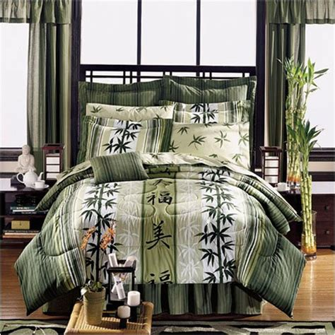 Japanese Bedding Sets Asian Bedding Bath D 233 Cor Japanese Design Haiku Complete Bed In A Bag Set Or