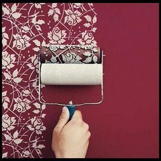 jual roll cat motif wallpaper harga roll  pattern