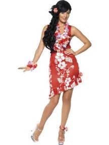 Fancy dress hawaiian fancy dress hawaiian beauty fancy dress costume