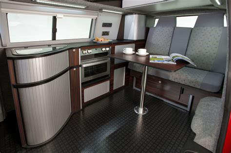 Camper Floor Plans by Vw T5 Surf From Danbury Campervans Caravans And Trailers