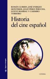 libro historia del cine historia del cine espa 209 ol agapea libros urgentes