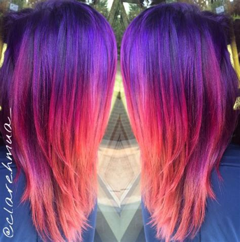sunset hair color sunset hair color trend popsugar photo 4