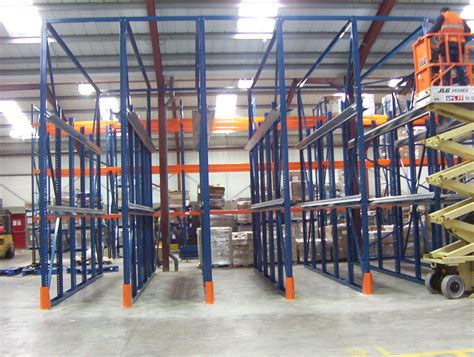 Drive In Pallet Racking by Drive In Pallet Racking
